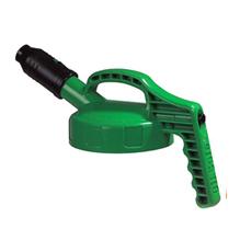 Oil-Safe-Deksel-met-Korte-Tuit-Groen5