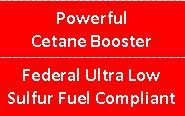 Powerful Cetane Booster
