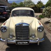 STRATSON Mercedes Ponton