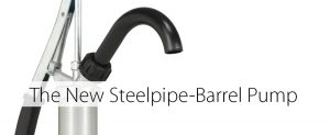 steelpipe-barrel pump (13 012)