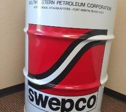 SWEPCO 204 ALL TEMPERATURE SYNTHETIC GEARBOX LUBE